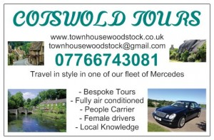 Cotswold Tours Townhouse Executive Travel